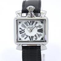 GaGa MILANO ガガミラノ 腕時計 ナポレオーネ・ベビー レディース腕時計 ホワイトシェルフ...