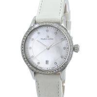 モーリスラクロワ レ・クラシック レディース 腕時計 ダイヤモンド インデックス&ベゼル、マザーオブ...