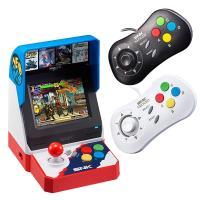 「NEOGEO mini」は、1990年に誕生したゲームプラットフォーム「NEOGEO」の多彩なライ...