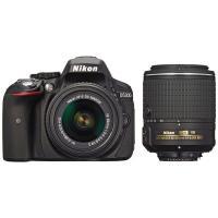 Nikon D5300 18-55mm 55-200mm II VR ダブルレンズキット ◆業界最長...