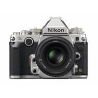 Nikon Df 50mm F1.8G Special Edition シルバー ◆業界最長1年間の...