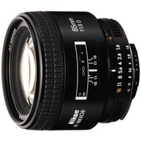Nikon Ai AF 85mm F1.8D ◆業界最長1年間の中古保証付き!全品送料無料!代引手数...