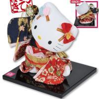 """「Hello Kitty」改め『はろうきてぃ』!  和の美しさを""""きてぃ""""が世界にアピール!  着物..."""