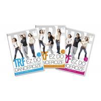 TRF イージー・ドゥ・ダンササイズ EZ DO DANCERCIZE DVD 3枚セット エクササイズDVD