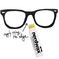 ※メール便対応可※ 眼鏡のズレ防止ワックス  ・メガネの鼻あて部分に塗って、メガネのズレ落ちをふせぐ...