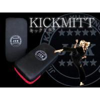 キックミット2個セット 本格格闘技練習に ダイエット エクササイズ 空手 テコンドー 武道に