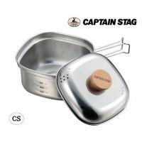 CAPTAIN STAG ステンレス角型ラーメンクッカー1.3L UH-4202|pricejapan