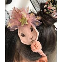 発表会や誕生日会、色んな記念日にイベントにおすすめ。 ウサギさんでヘアアレンジに可愛さをプラス。  ...