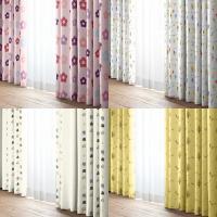 ・子供部屋におすすめのキッズカーテン  ・デザイン4種類 サイズ3種類 ・どの柄もとてもかわいいデザ...