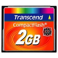 トランセンド コンパクトフラッシュ TS2GCF133 (2GB)