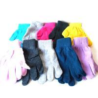 のびのび~る カラー手袋 フリーサイズ 小さいけど大きいグローブ  レディス tbr1