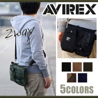 ミリタリー感のあるステンシルロゴが印象的な、ショルダー&ウエストの2WAYで使えるバッグ。使い勝手の...