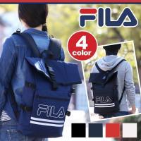 今、再び注目されているイタリアのスポーツブランド「FILA」からトールトップ型のリュックが仲間入り!...