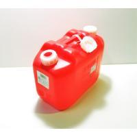 小さな灯油缶ポリ製 赤10Lは女性でも楽に持ち運べ、場所もとらず保管にも便利!!  ポリ灯油缶10L...