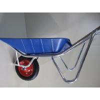プラスチック製バケットです。 水をかければかんたんに汚れも落ちます。  下記仕様の一輪車バケットです...