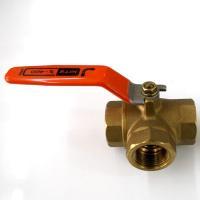 ボールバルブはおもに給排水用に用いられ配管用鋼管のサイズ25A(1吋)又は塩ビ管VP25に使います。...