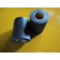 凍結防止帯は防水のため保温テープを巻いた後、地面に近い方から巻いていきます。  一巻(75mm*15...