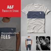 本物保証 アバクロ Tシャツ アバクロンビー&フィッチ SEWARD MOUNTAIN TEE メンズ 半袖T Abercrombie&Fitch アメカジ 正規品