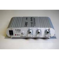 メーカー:LEPY  型番:LP-808  材質:アルミ(シルバー)  電源:12V(推奨) 電源プ...