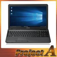 中古パソコン ノートパソコン 本体 ノートPC Windows10 東芝 BX/33M Pentiu...