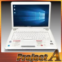 ●東芝 dynabook●TX/68FK●Core2 Duo T8100 2.10GHz●200GB...