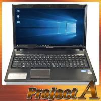 訳あり 中古パソコン ノートパソコン 本体 ノートPC Windows10 Lenovo G570 ...