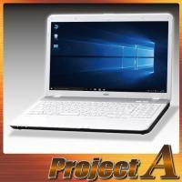 訳あり 中古パソコン ノートパソコン 本体 ノートPC Windows10 NEC LS550/E ...