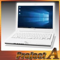モバイル 中古パソコン ノートパソコン 本体 ノートPC Windows10 富士通 MG/D70 ...