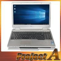 ●NEC VersaPro VK24L/D-F●第3世代 Core i3-3110M 2.40GHz...