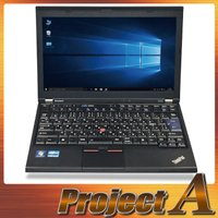 lenovo ThinkPad X220 第2世代 Core i5-2540M 2.60GHz 32...