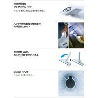 マキタ クリーナー CL108FDSHW  バッテリBL1015(1.5Ah)・充電器DC10SA付|promart|03