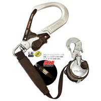 ■超小型 軽量リール(直径57mm) ■ベルト装着 4cm ■作業に優れた1Wayロック