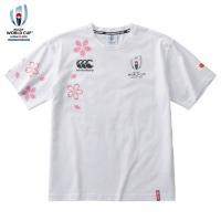 カンタベリー(canterbury)ラグビー 半袖Tシャツ(メンズ)RWC 2019 JAPAN TEE(VWD39426-10)2019SS