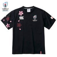 カンタベリー(canterbury)ラグビー 半袖Tシャツ(メンズ)RWC 2019 JAPAN TEE(VWD39426-29)2019SS