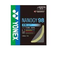 YONEX NBG98 ナノジー98   メーカー希望小売価格 1,404円(税込) 販売価格   ...