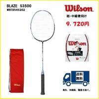 WILSON ウィルソン バドミントン ラケット ブレイズ S3500 BLAZE S3500 40...
