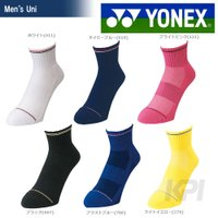 「2017モデル」YONEX(ヨネックス)「Men's メンズアンクルソックス 19101」テニス&...