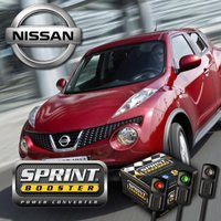 NISSAN SPRINT BOOSTER スプリントブースター 新品 パワーモード 3パターン機能...