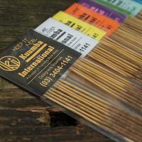 クンバ お香 長さ 取扱店 KUUMBA INTERNATIONAL クンバ インターナショナル incense RegularStic 芳香剤 ハッピー 甘い香り
