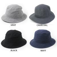 秋 帽子 メンズ ハット バケットハット 黒 ブラック 62cm Pgeek スウェット レディース 大きめ サファリハット 大きいサイズ|protocol|02