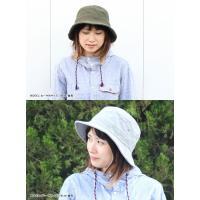 秋 帽子 メンズ ハット バケットハット 黒 ブラック 62cm Pgeek スウェット レディース 大きめ サファリハット 大きいサイズ|protocol|04