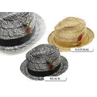 NEW YORK HAT ( ニューヨークハット) PACO中折れ帽子 / 返品・交換不可