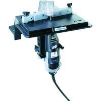 【仕様】 ●テーブル寸法(mm):203×152 【用途】 ●コード式ロータリーツールを固定しウッド...