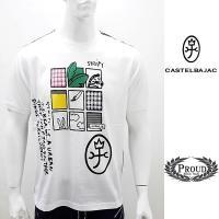 カステルバジャック 新作 特選品  半袖 Tシャツ  PROUD SelectStyle 奈良  カ...