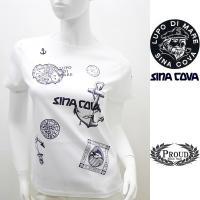 シナコバ新作 シナコバPROUD 奈良 SelectStyle  シナコバレディースTシャツ シナコ...