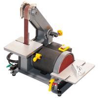 【トライパワー電動工具 ベルトディスクサンダー TR-231EB】 ●小物のサンディング加工に便利な...