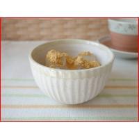 プレミアム杏仁豆腐9cmプリンカップ(雪化粧) /和食器 通販 販売 激安  おしゃれ 日本製 かわいい 陶器 菓子皿 美濃焼 容器 インスタ映え