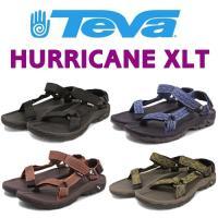 TEVA(テバ)HURRICANE XLT ハリケーン ■3点で足をホールドするストラップシステム、...