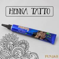 今人気のヘナタトゥー(メヘンディ)です。 本場インドから仕入れています。  商品: ヘナペースト カ...