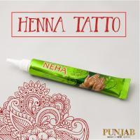 今人気のヘナタトゥー(メヘンディ)です。 本場インドから仕入れています。  商品 : ファーストヘナ...